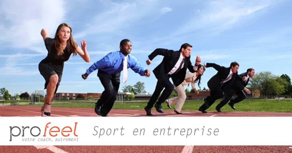 Le sport dans votre entreprise, quel intérêt ?
