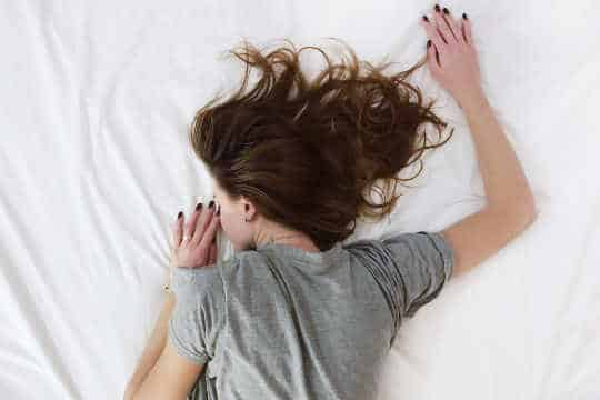 sport mieux dormir