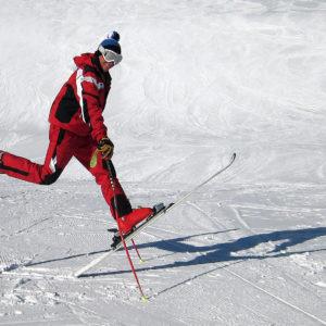 Un Coach Sportif pour vous préparer au ski