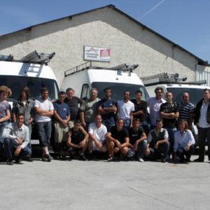 Team Building Profeel pour Moriceau