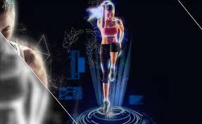 Coach Sportif hologramme