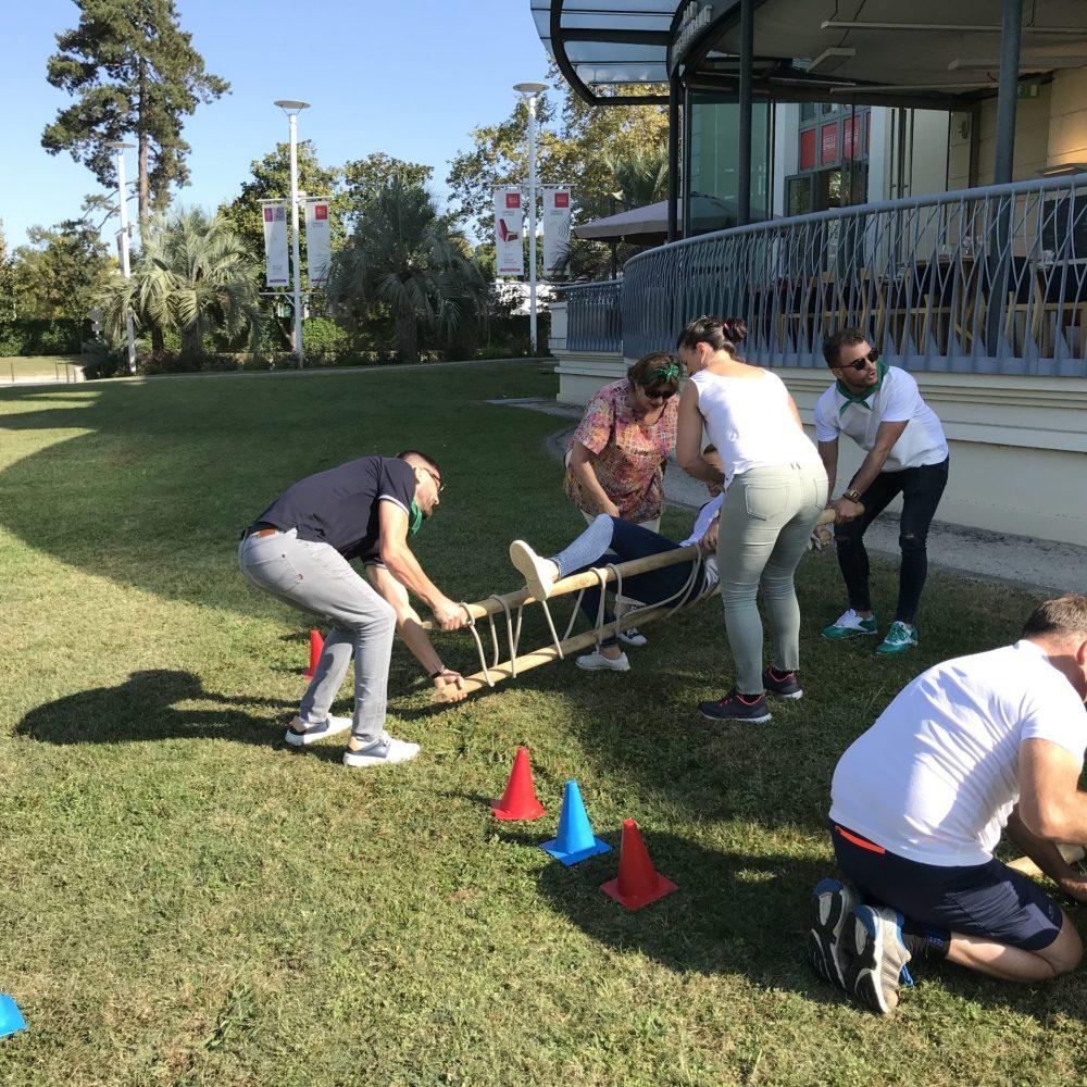 Team Building sportif Bordeaux
